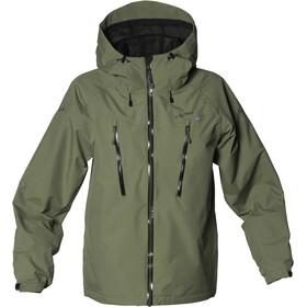 Isbjörn Monsune Hardshell Jacket Teens Moss